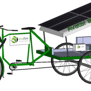 Avatar- mobile solar pump