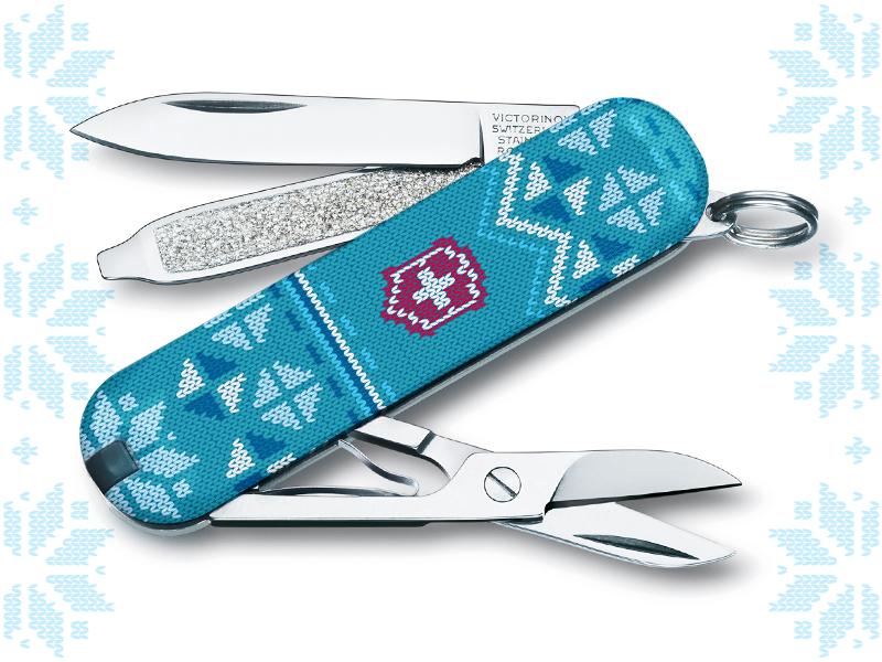Jovoto Victorinox Sweater Your Swiss Army Knife 2014