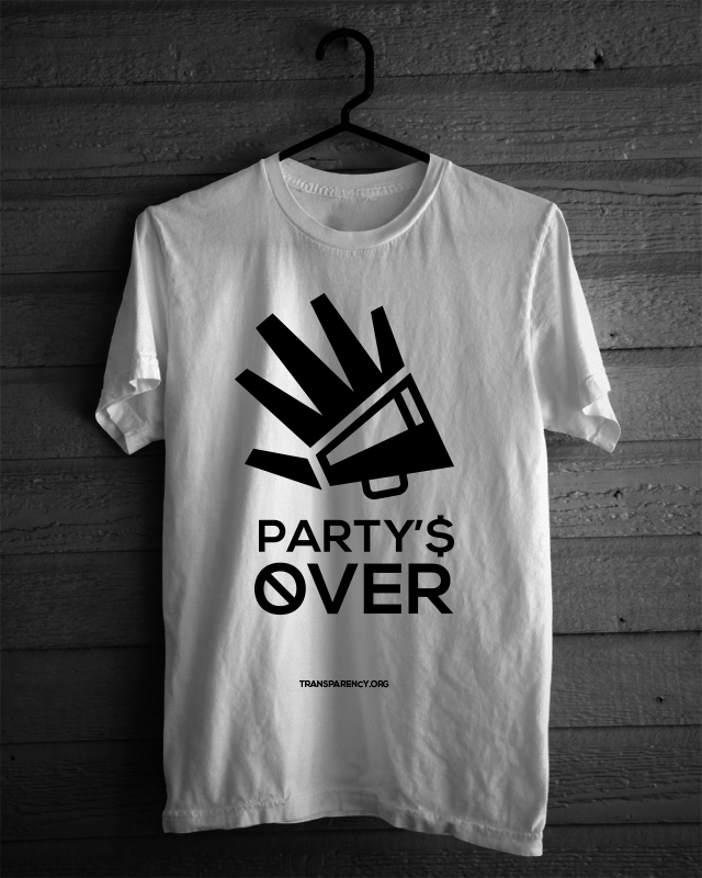 Partys over shirt mockup2 bigger