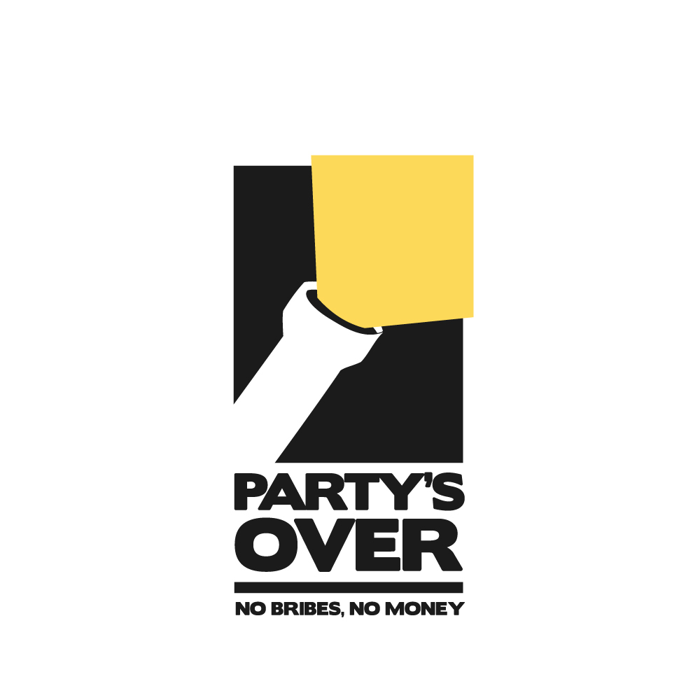 Partys over logo27 2 bigger