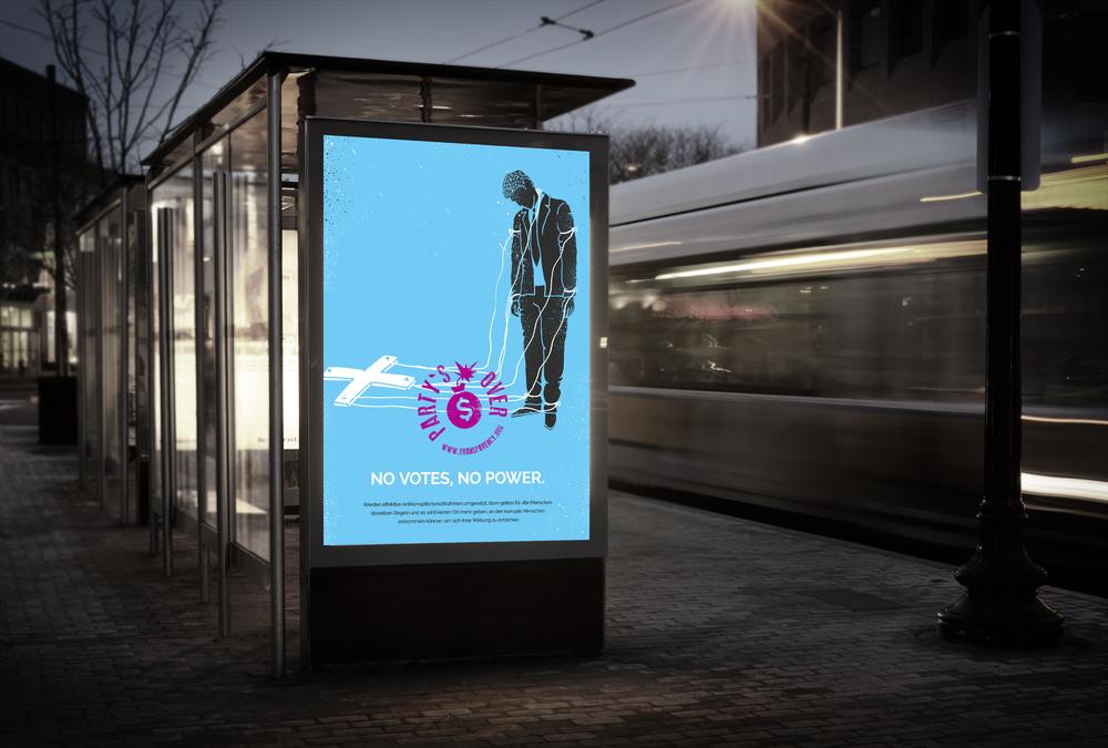 Neu plakat003 plakat mock up bushalte blau003 bigger
