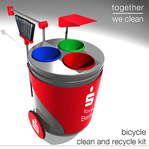 TOGETHER WE CLEAN!
