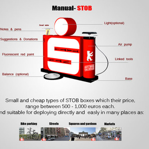 free services & tools of the street -STOB