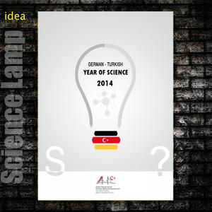 Science lamp