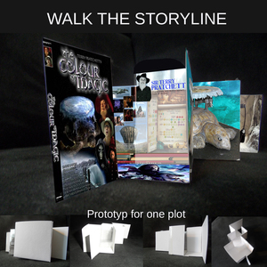 Walk the storyline