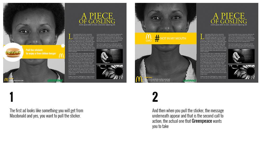 Greenpeace magazine bigger