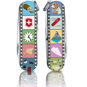 Iconic of Swiss?