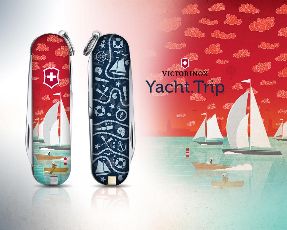 Yacht trip got new bigger