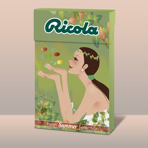 The Ricola Girl