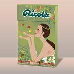 The Ricola Girl