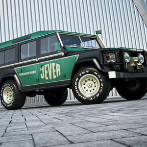 Jever goes Offroad