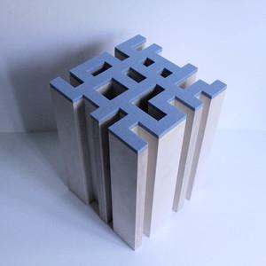 Labyrinth Stool
