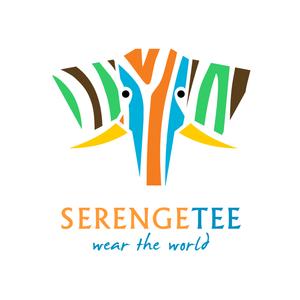 Serengetee logo and branding (www.serengetee.com)