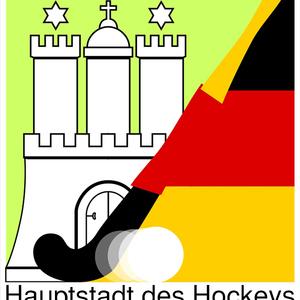 Hockey Capital Hamburg logo sketch