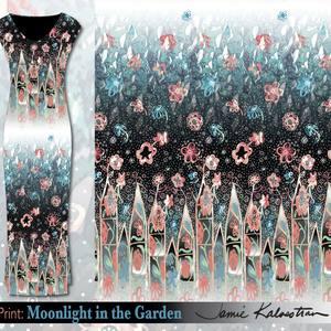 Moonlight In The Garden