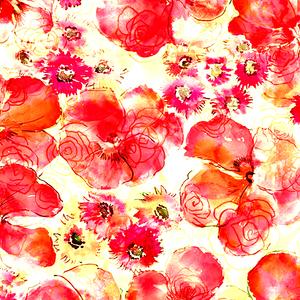 flower camouflage