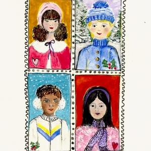 Kids Forever Stamps