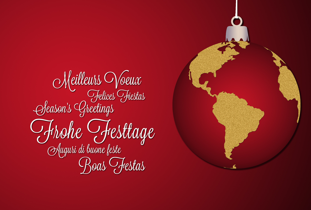 Jovoto seasons greetings for all people on the world giving visual solution m4hsunfo