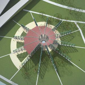 Spiral Pavilion
