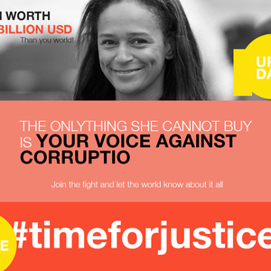GET LOUD AND SAY #TIMEFORJUSTICE