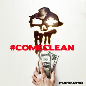 #comeclean