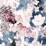 Textile Pattern - Romantic Sketch