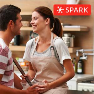 #spark: Bake 'N Date