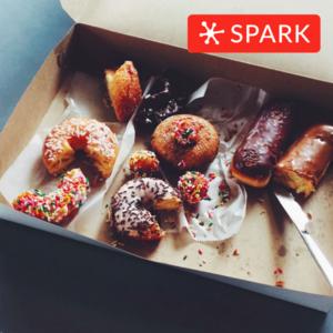 #spark: App for sugar addicts