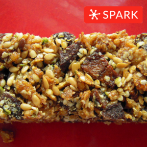 #spark: My Bar - All the nutrition you need