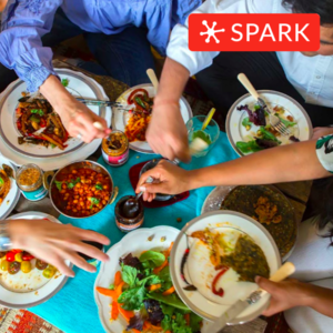 #spark: Foodshare - Share it with your neighbour