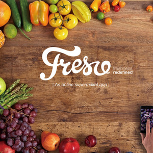 Fresco - An online supermarket app