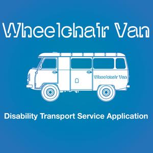 Wheelchair Van - a Disability Transport Service Application