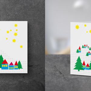 geometric winter I, II & III