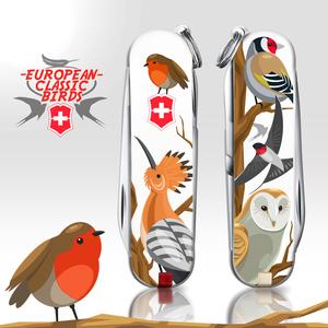 European Classic Birds