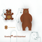 Growing up with bears