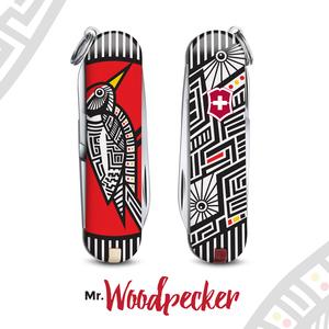 Mr. Woodpecker