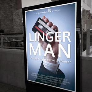 Linger man