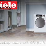 Miele Wasserlos - First washing machine with CO2 for home use