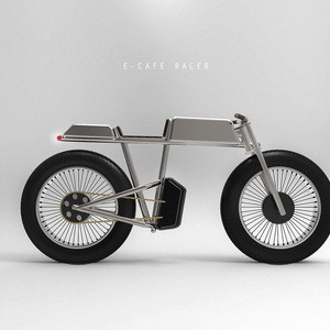 E-Cafe racer (WIP) - update 27.06.2017