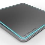 Aluminum touch-pad