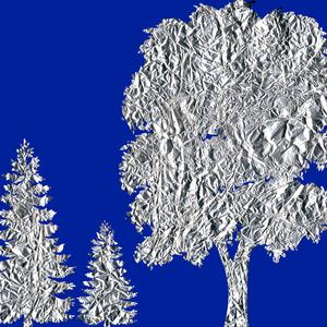 Aluminium Trees