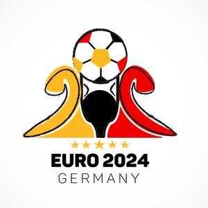 LOGO ' Euro 2024 '