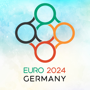 Logo of Euro 2024 / Germany