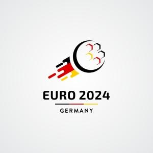 EURO 2024 - Germany - Logo