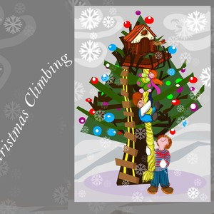Christmas climbing