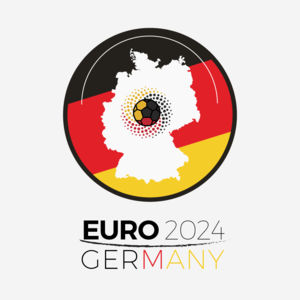 LOGO EURO 2024 GERMANY
