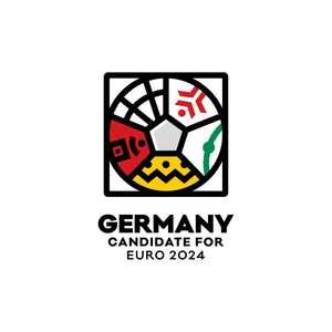 Inspiring logo - Euro 2024