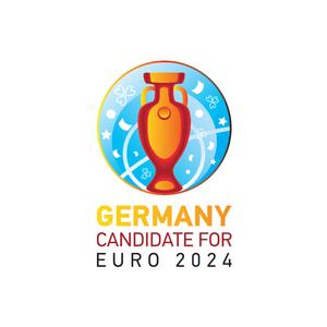 EURO 2024 LOGO IDEA