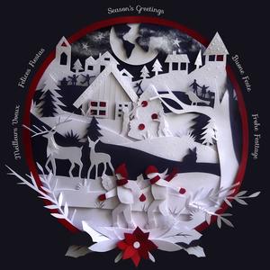 Tricolor Christmas