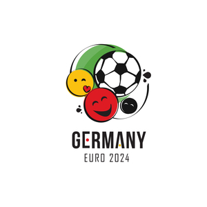 German Football Euphoria 2024